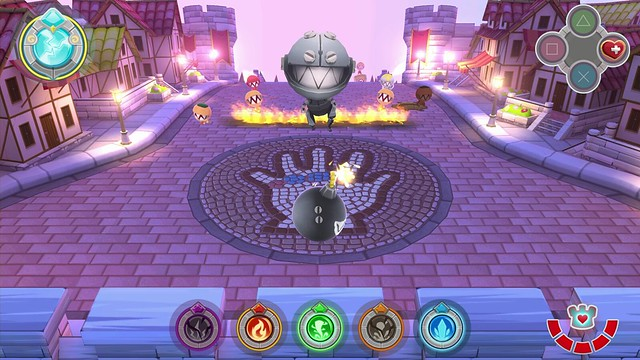 Krinkle Krusher on PS4, PS3 and PS Vita
