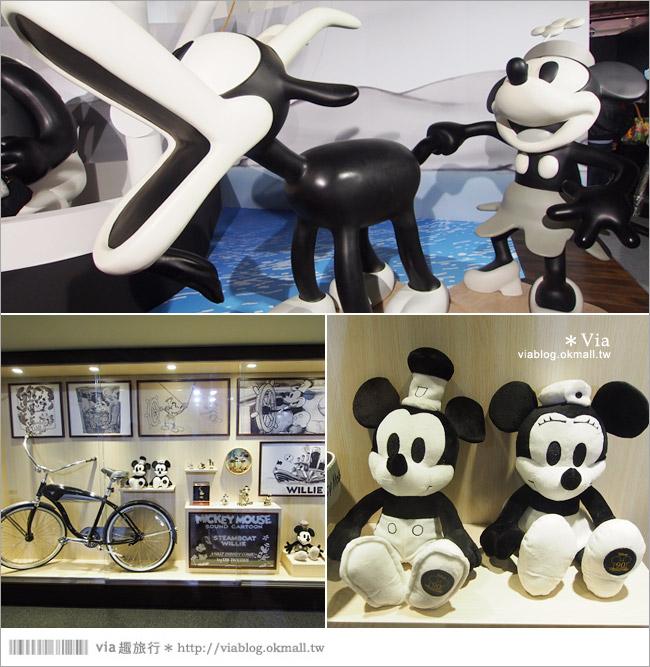 【迪士尼90週年特展】2014台北松山迪士尼特展~跟著迪士尼回顧走過90年的精彩畫面!21