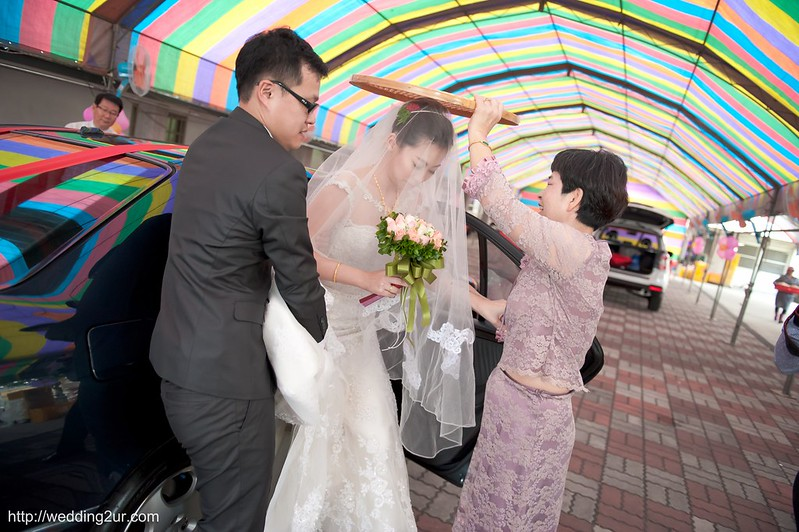 [婚禮攝影] @雲林自宅流水席_068家昇佩如