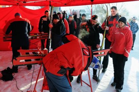 RÁDCE: Jak správně namazat turistické lyže