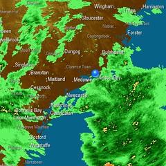 Finally some good rain