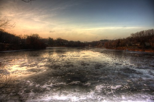 winter sunset lake 3 cold ice nature water minnesota canon landscape eos melting angle mark iii wide wing 5d mn minnetonka 19mm