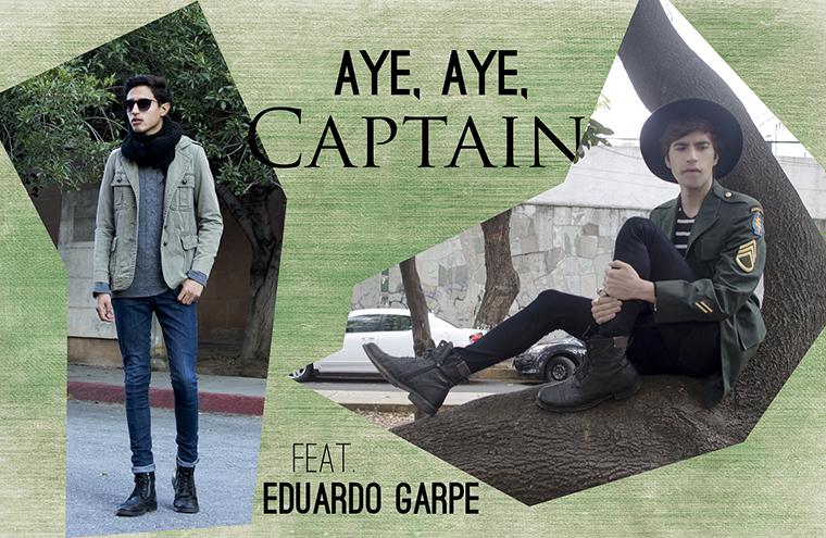Aye Aye Captain feat Eduardo Garpe