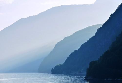 norway nikon fjord
