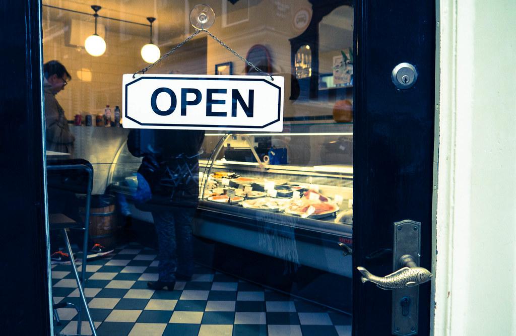 dutch fish shop