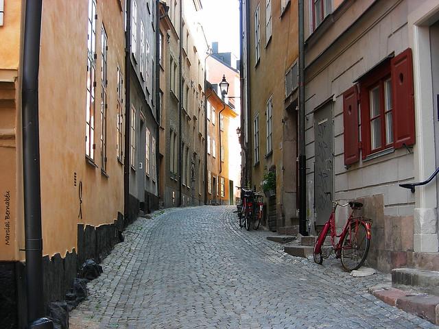 Sweden - Stockholm - Gamla Stan