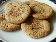 Almond Coffee Crisps