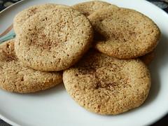 Almond Coffee Crisps