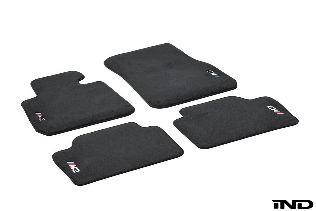 Premium Chevrolet Embroidered LUXE Floormats with Corvette Embroidery