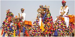 Jaisalmer Desert Festival that is known as Glowry of Rajasthan
