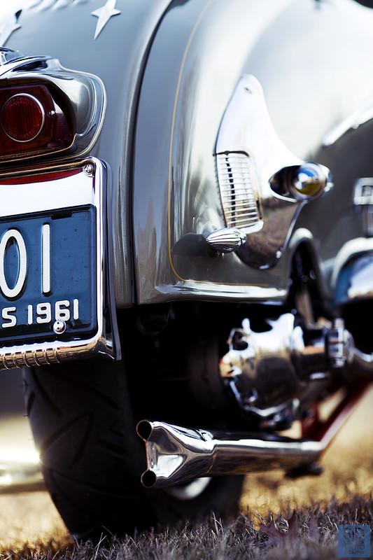 Vintage Scoot 116
