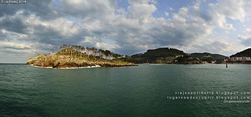Isla de Garraitz o de San Nicolás (Lekeitio, Bizkaia)