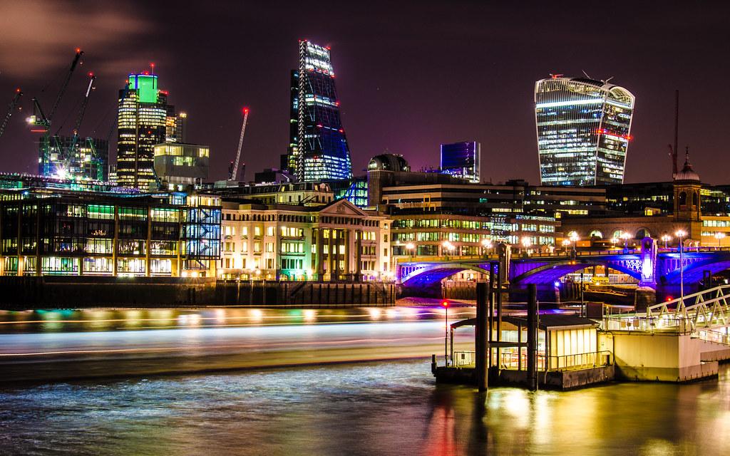 A London Epiphany