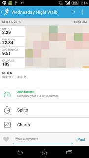 20141216_RunKeeper(Walking)