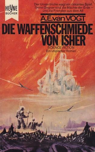 A. E. van Vogt / Die Waffenschmiede von Isher