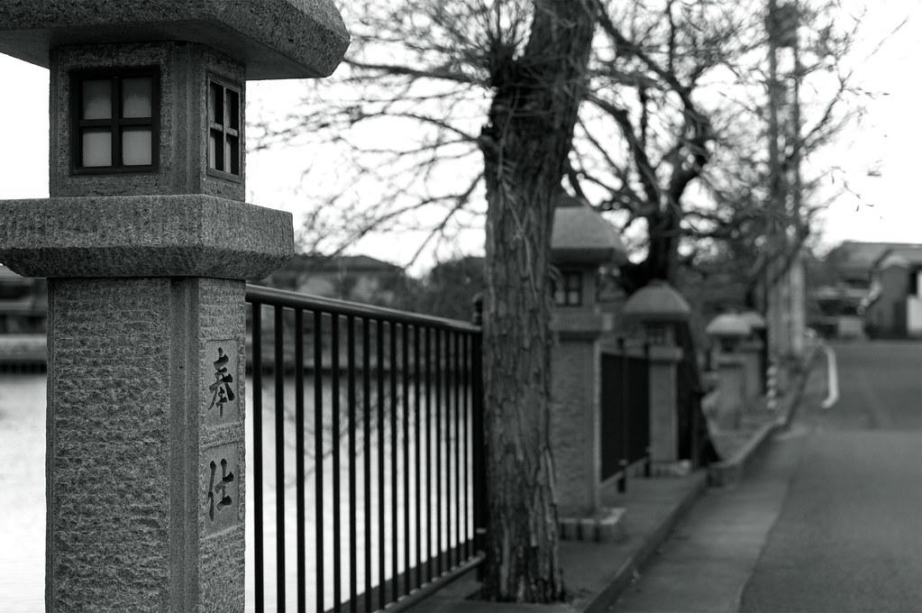 石燈|香川県多度津町