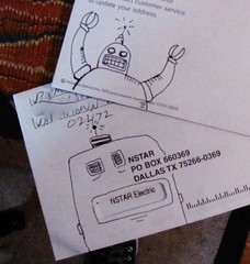 Ed's Envelope Monsters