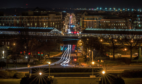 King Street at Night by Geoff Livingston