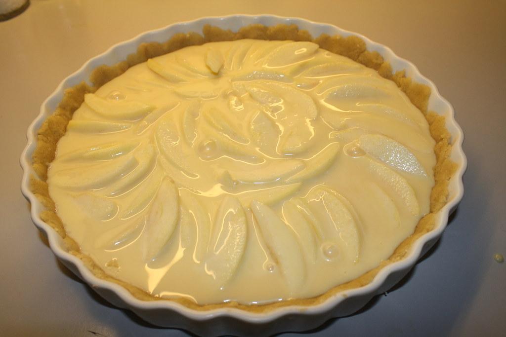 Æbletærte med karamelbund (6)