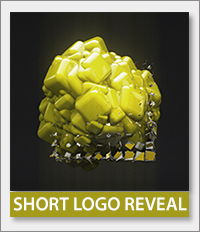 Ultra Stylish Short Logo Reveal