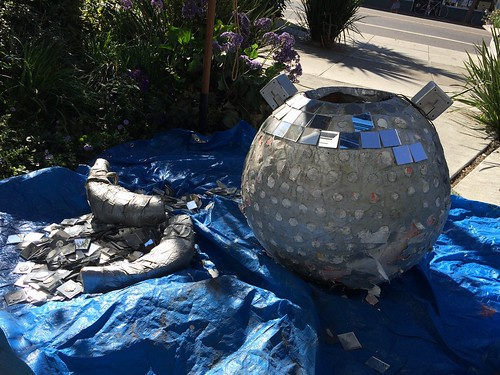 Salvaging Disco Ball 5.0/4.0 to make Disco Ball 6.0