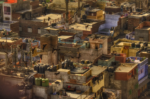 """DELHI from the book """"Journey toward the Cradle of Mankind (1912)"""" by Guido Gozzano"""