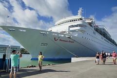 Thomson Dream in Antigua