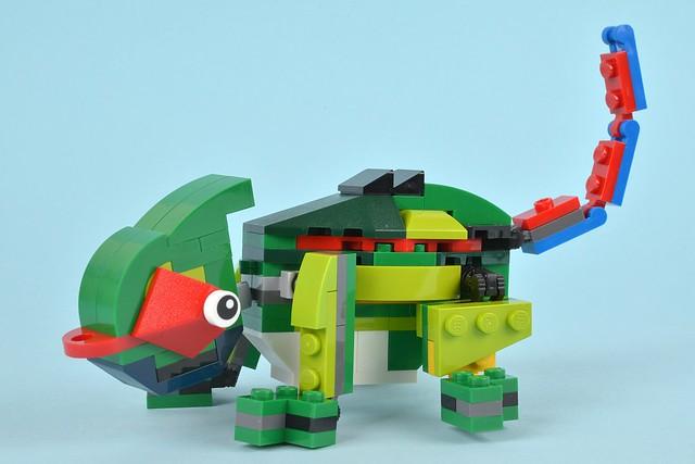 31031 Rainforest Animals