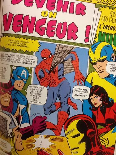 Spider-man en Avengers