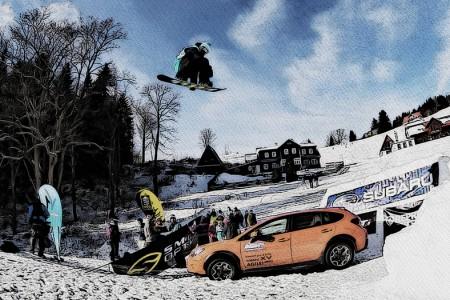 Pozvánka na Subaru FORESTERide 2015