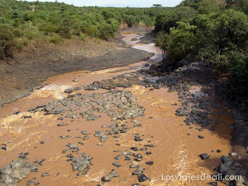 río etiopía