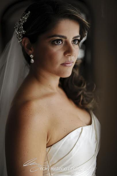 Daniela- bridal headpiece and jewelry- Bridal Styles Boutique | photo- Ricky Restiano