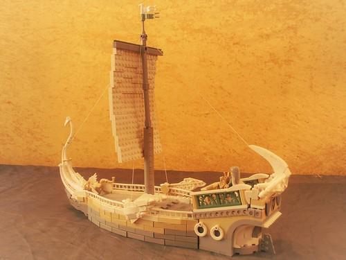 elvish ship