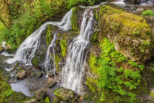 hike mission haywardlake reservoirtrail steelheadfalls