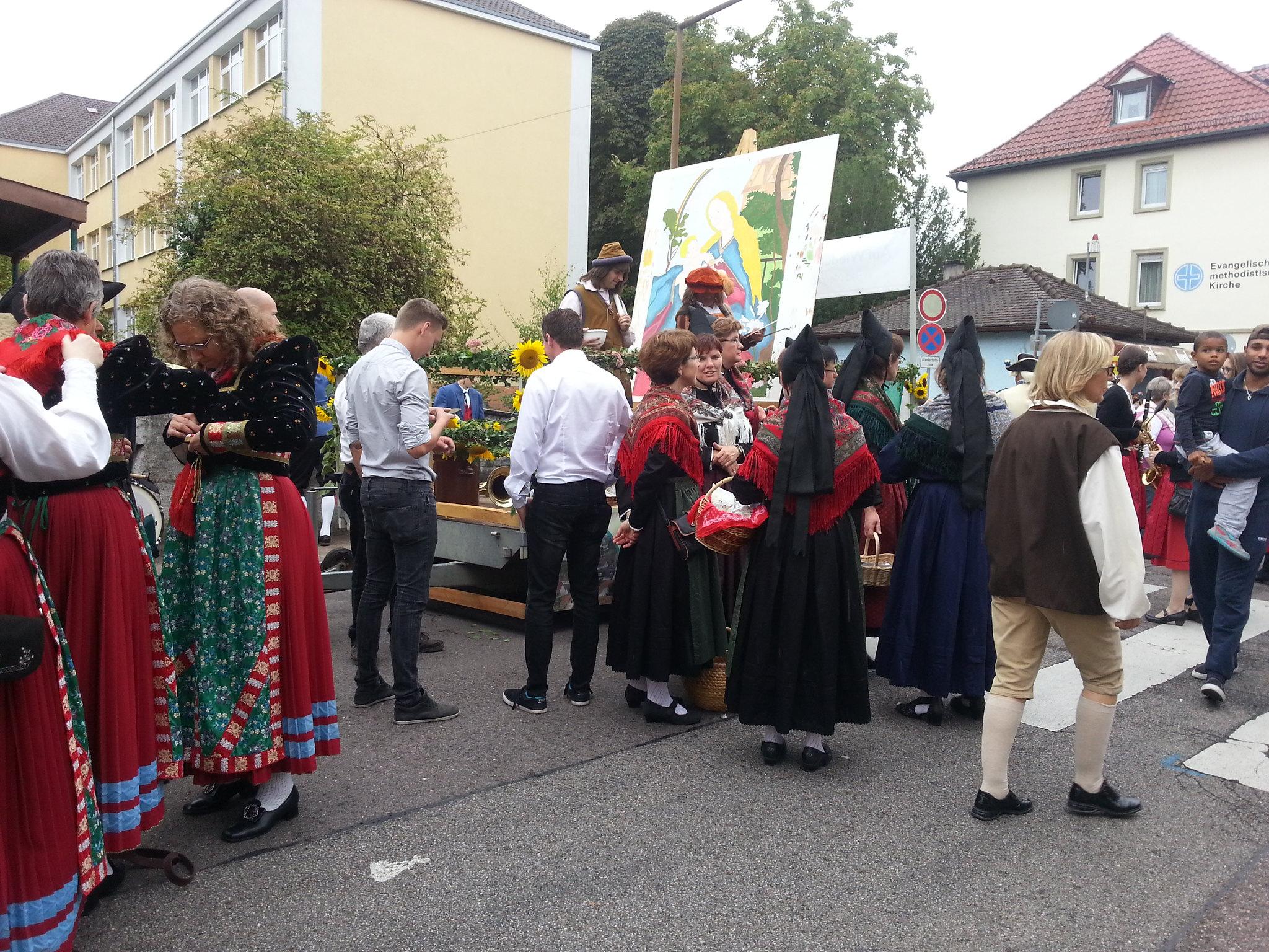 Landesfestumzug Bruchsal 2015 (1)