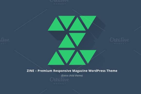 Zine v1.0.0 - Magazine Wordpress Theme