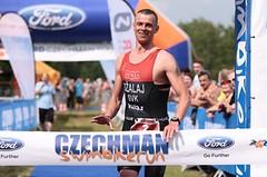 Kultovní závod Czechman opanovali Křivánková a Džalaj