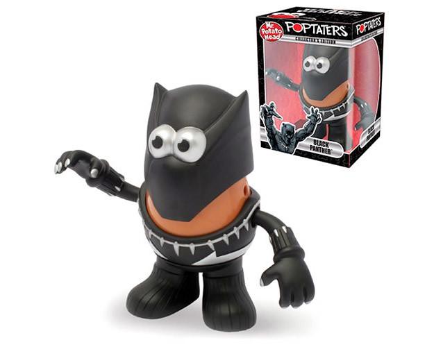 Mr. Potato Head × PPW【黑豹】MARVEL Black Panther