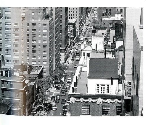 Aerial View of Lexington Avenue