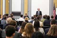 Cass Sunstein addresses congressional staff