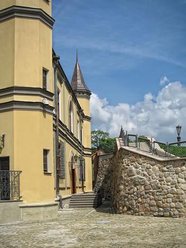 нясвіж несвиж беларусь замок палац архитектура belarus архітэктура nyasvizh nesvizh stone wall castle architecture radzivill радзівілл замак