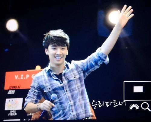 Seung Ri - V.I.P GATHERING in Harbin - 21mar2015 - Partnervi - 05