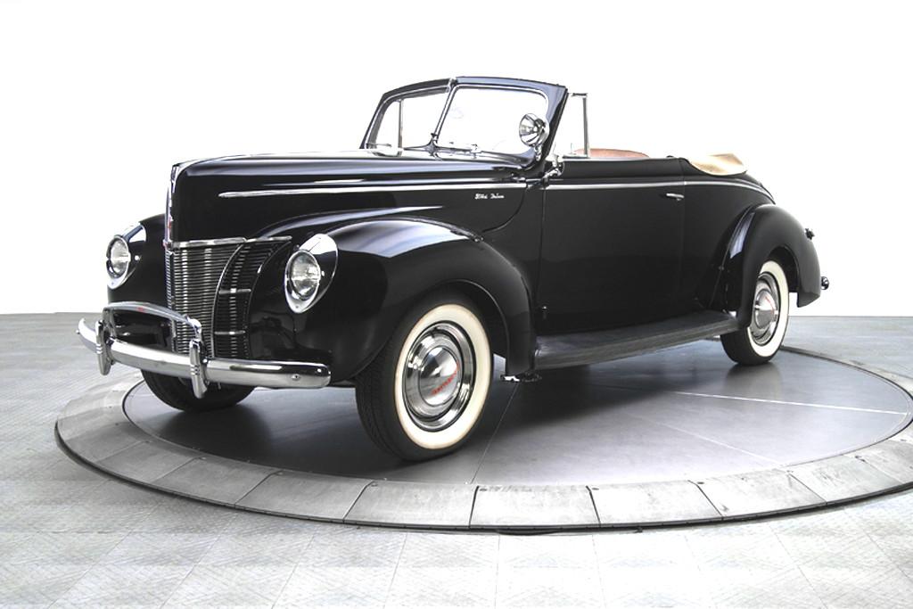 40023_F Ford Deluxe 221CI Flathead V8 3SPD CV_Black
