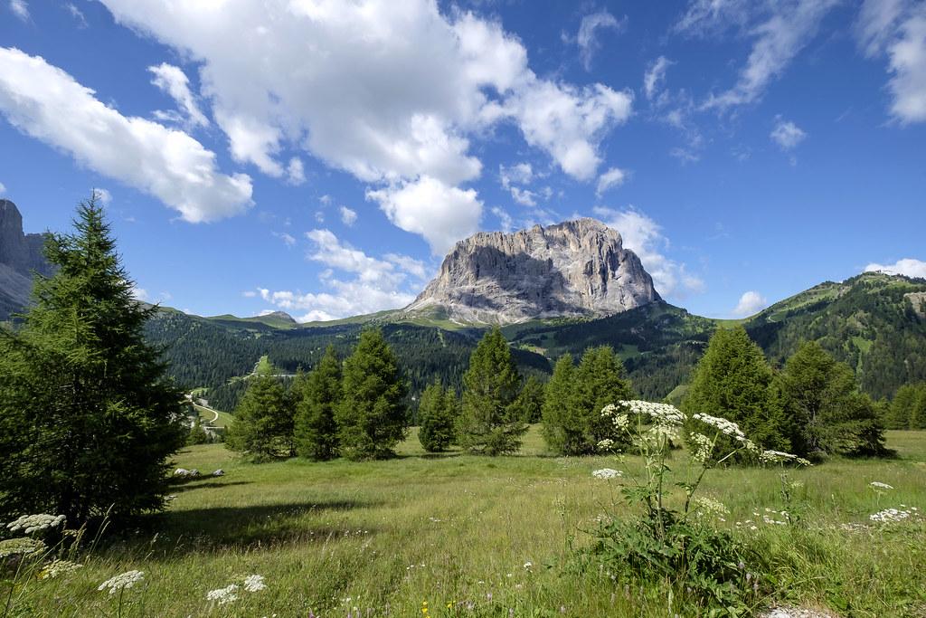 Trentino - Alto Adige (Italy) - Verso Passo Gardena Grödner Joch