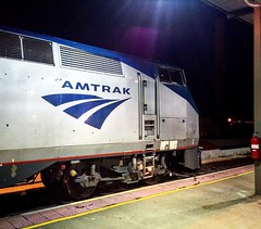 Memphis. #Amtrak #travel #train #train_nerds #train_chasers #trains_worldwide #trb_express #railfan #railwaysofcanada #rail_barons  #daily_crossing #pocket_rail #artofrailroad #pnw_rrshots #north_american_rail_pictures #splendid_transport #tv_transport #r