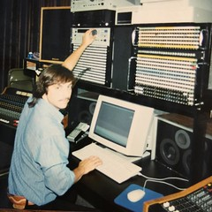 The cutting edge! (Well, back in July of 1995). #flashbackfriday #ff #omega #studio 😎