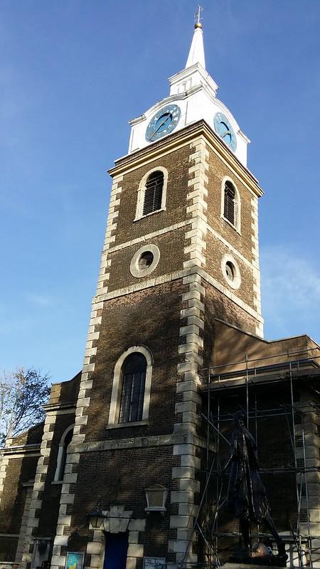 St George's, Gravesend #ERHtoGRV #sh