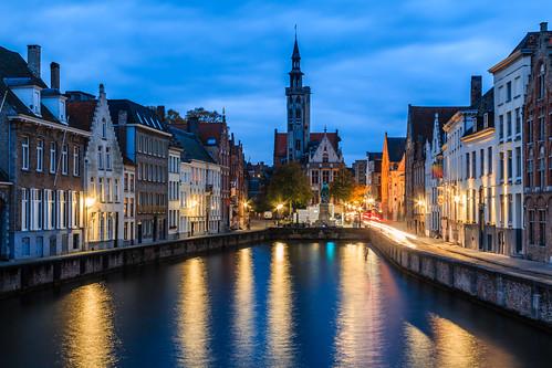 night clouds belgium belgie cloudy brugge belgië bruges belgien 20141101img8165