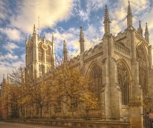autumn fall church architecture canon eos religion christianity hull holytrinitychurch canon500d hulloldtown