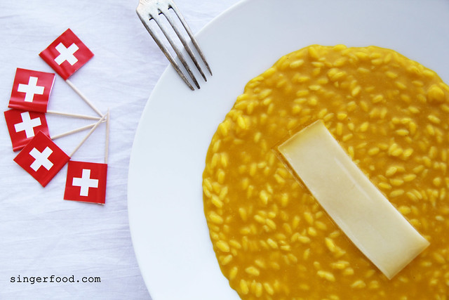 Zucca Svizzera TRE